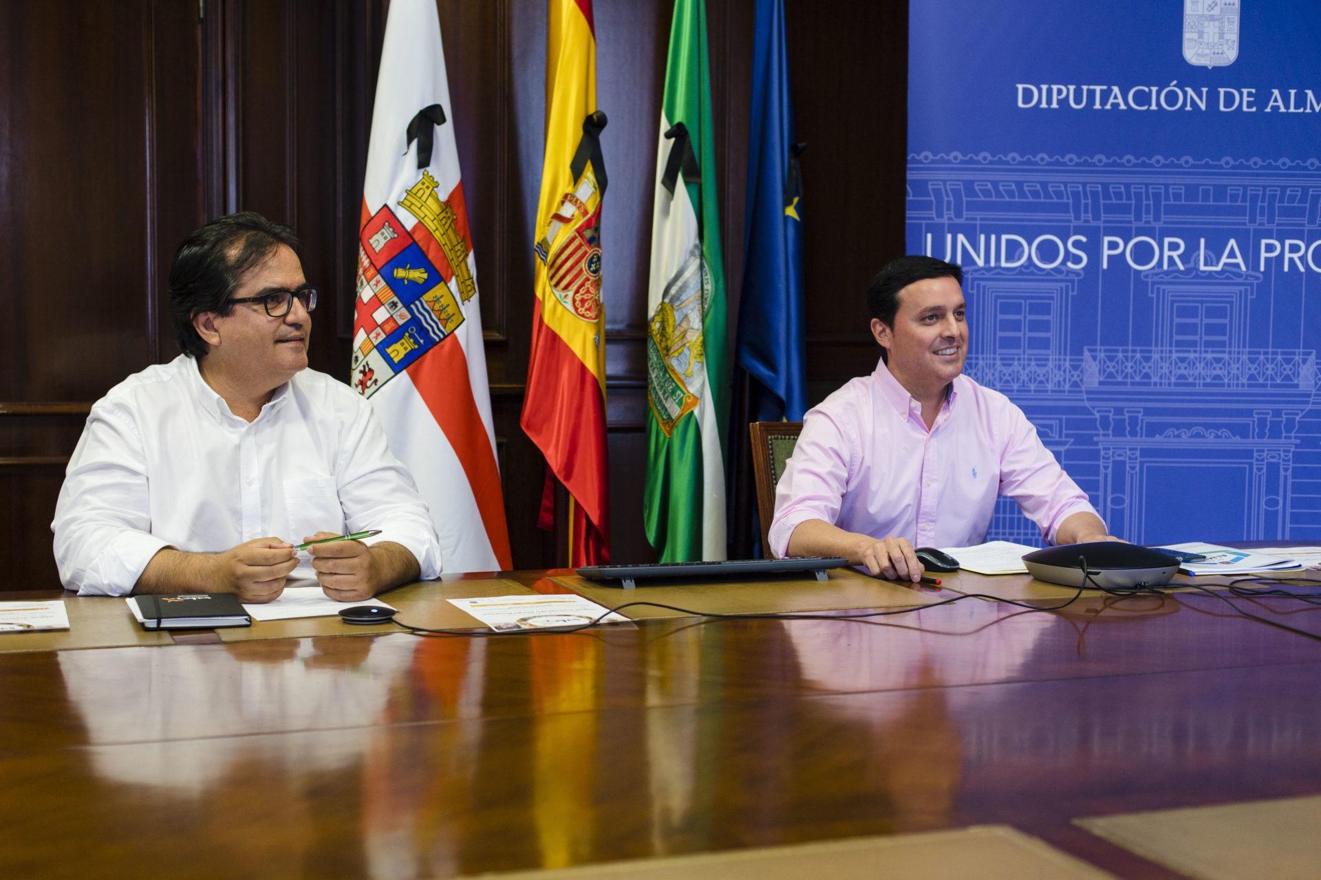 Reunión del Presidente con las empresas de Sabores Almería Antonio Jesus