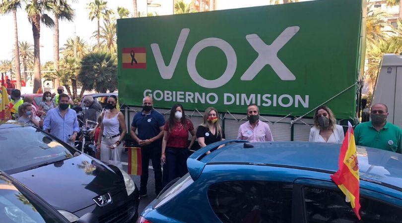 Vox Almería