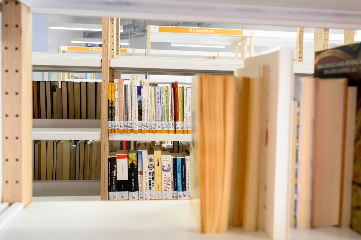 La Biblioteca Central José María Artero