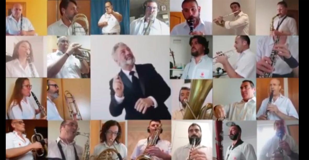 Nuevo concierto on line de la Banda