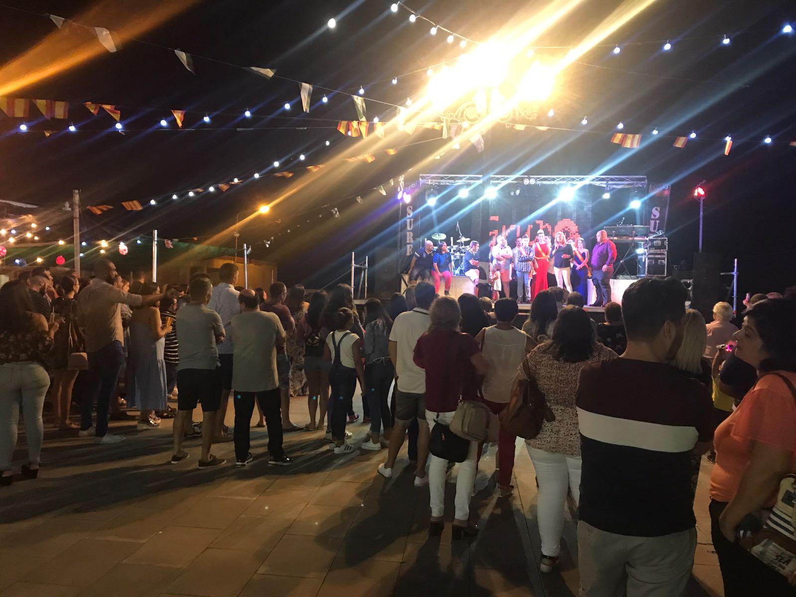 Fiestas Níjar