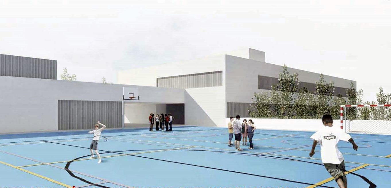 Nuevo colegio Viator