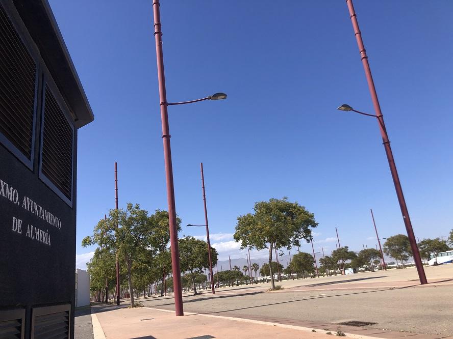 El Ayuntamiento invierte en mejorar el Recinto Ferial