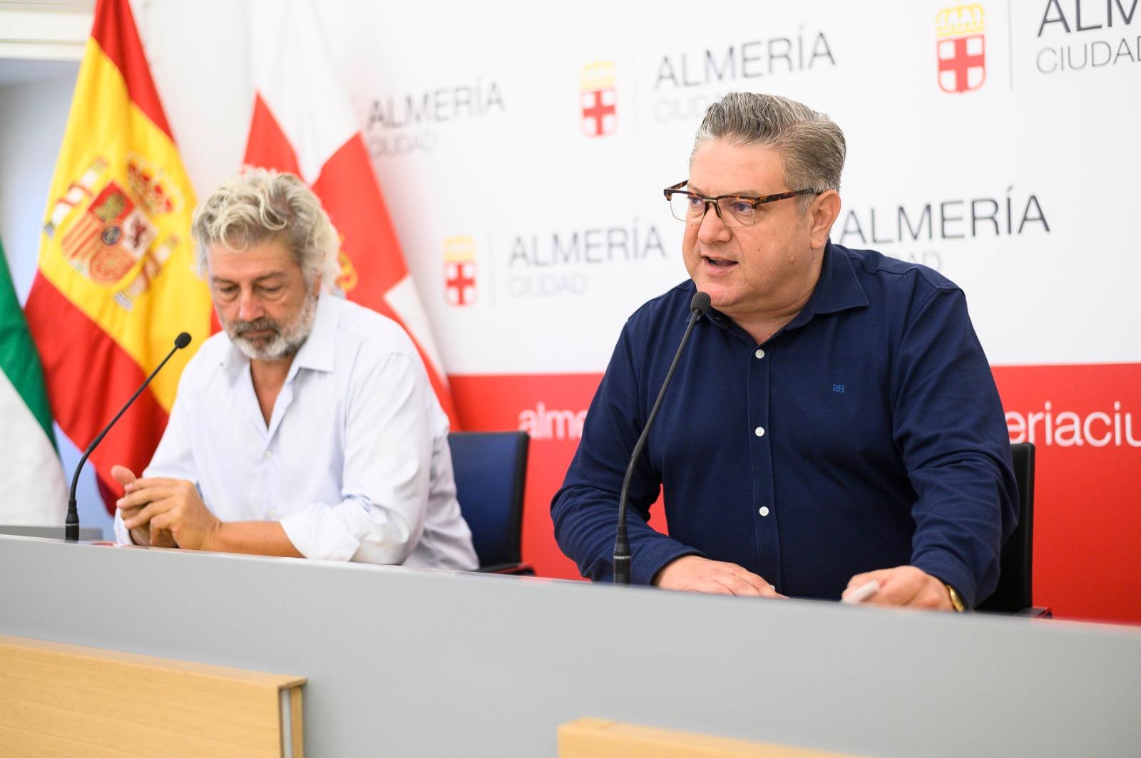 La Banda Municipal de Almería cierra