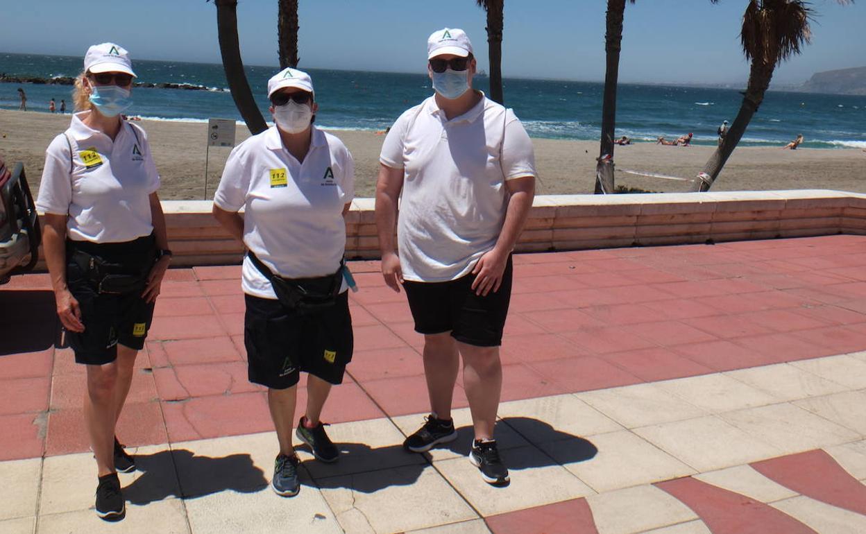 Vigilantes de playas