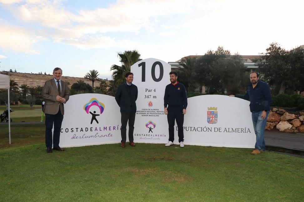 Golf profesional en Almerimar