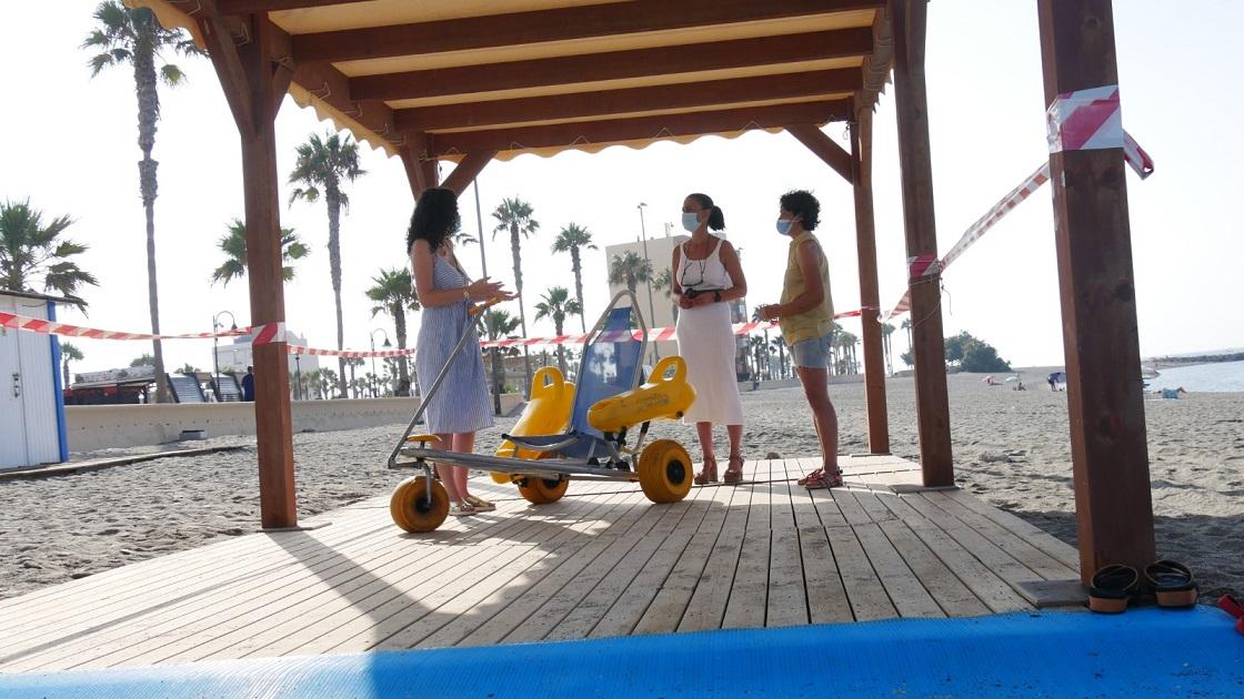Accesibilidad playas