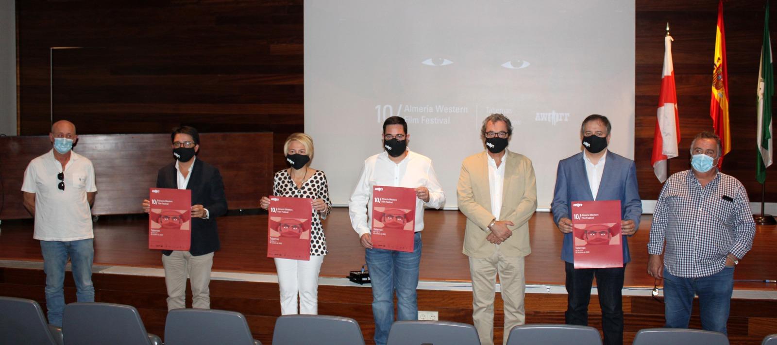 Almería Western Film Festival de Tabernas