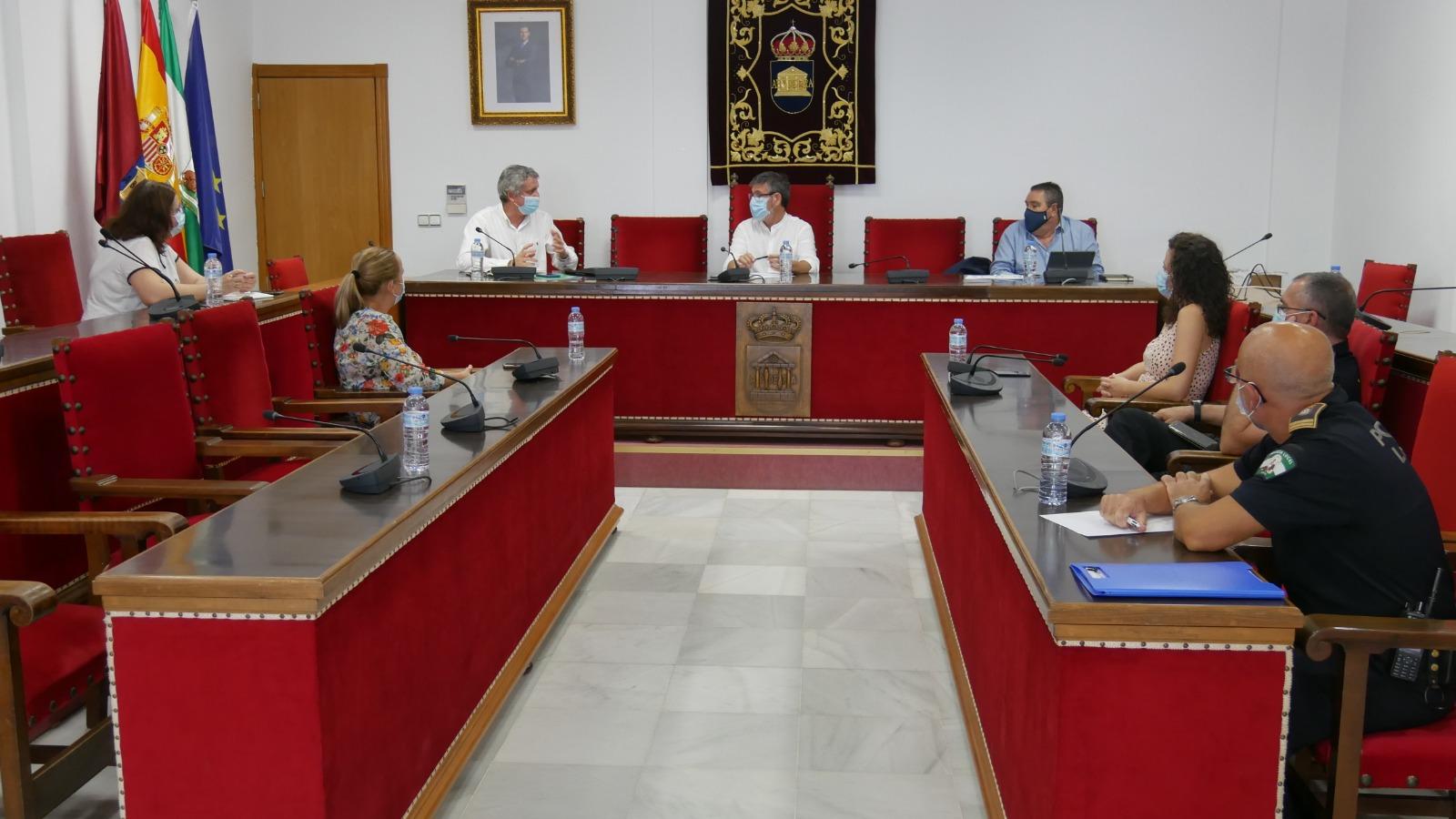 Reunión Adra