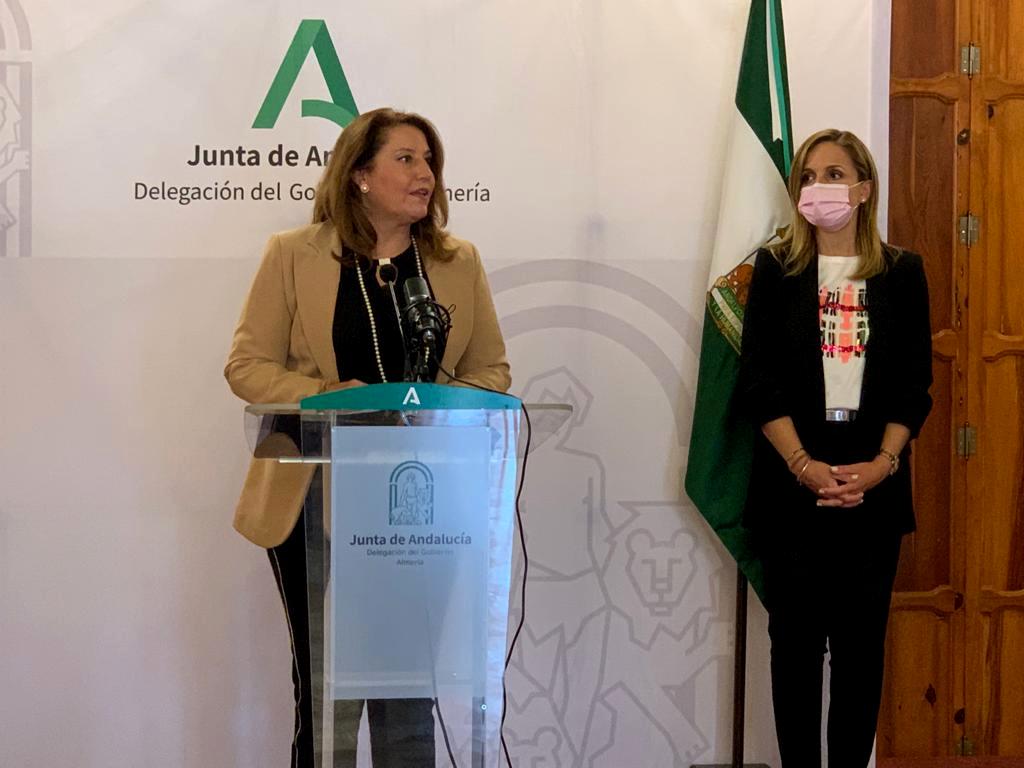 El presupuesto de la Junta para 2021 en Almería crece un 8,6% y roza los 155 millones