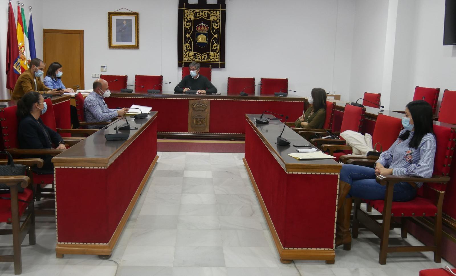 Junta Local de Gobierno Adra