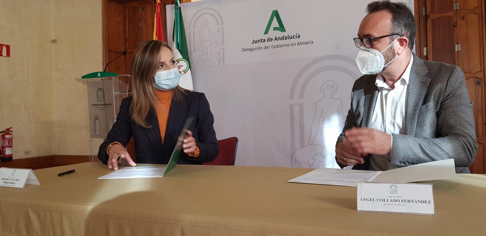 El Gobierno andaluz ratifica la cesión del edificio de la Casa de la Juventud al Ayuntamiento de Bédar