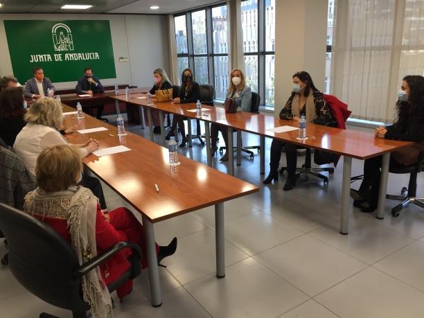 Justicia impulsa la mediación en Almería con un nuevo punto de información