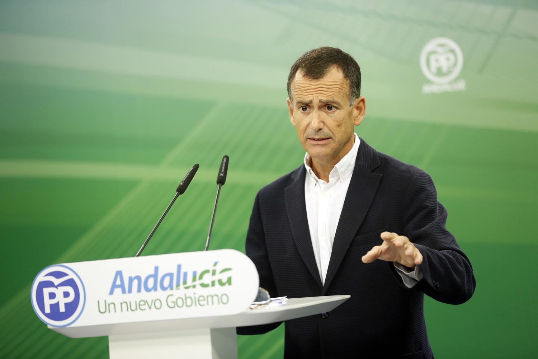 """Venzal (PP): """"Nos preocupa que el Gobierno de España se haya arrogado la gestión de los fondos europeos sin intentar un consenso con la oposición, CCAA y sociedad civil"""""""