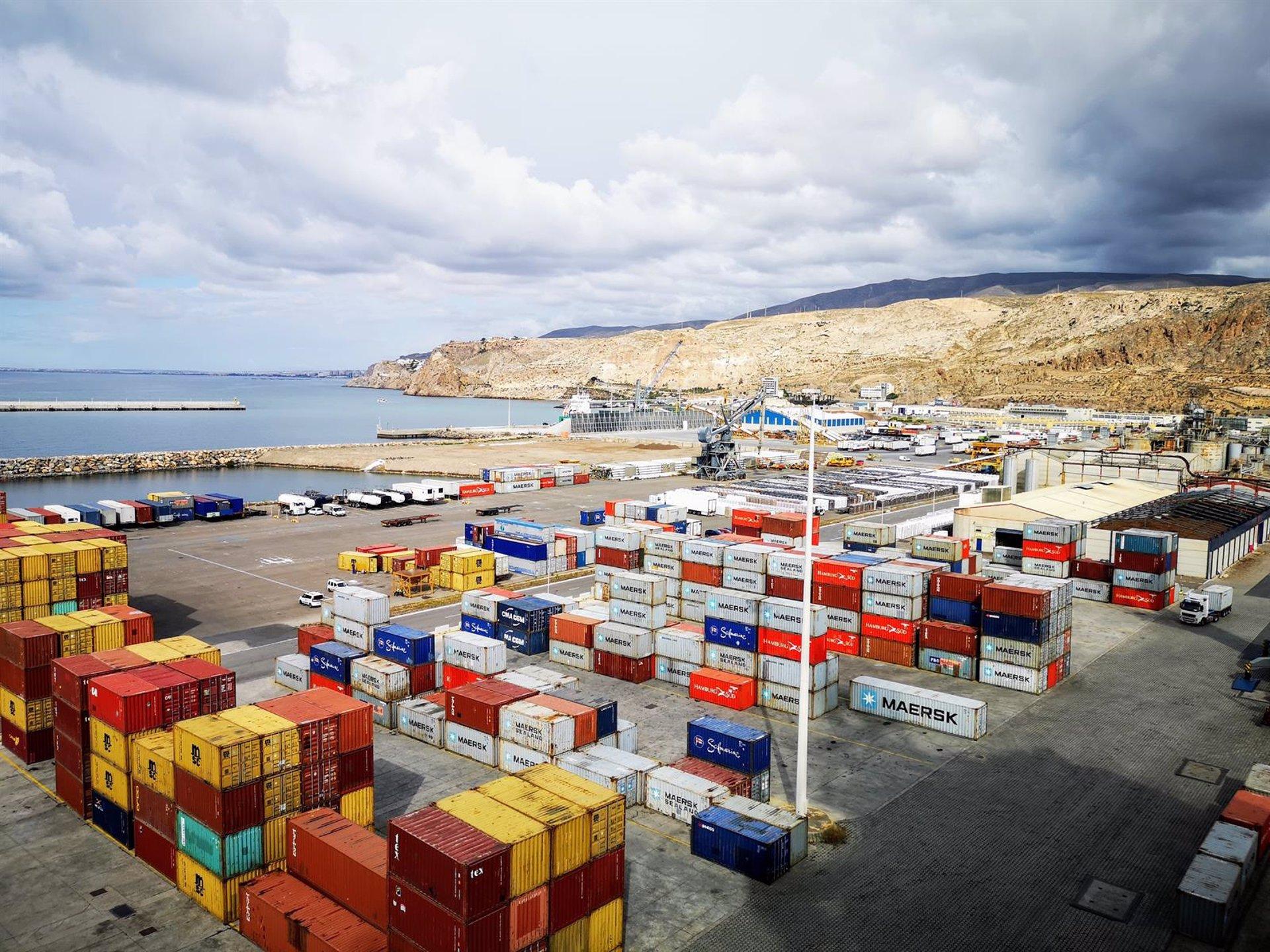 exportaciones almería
