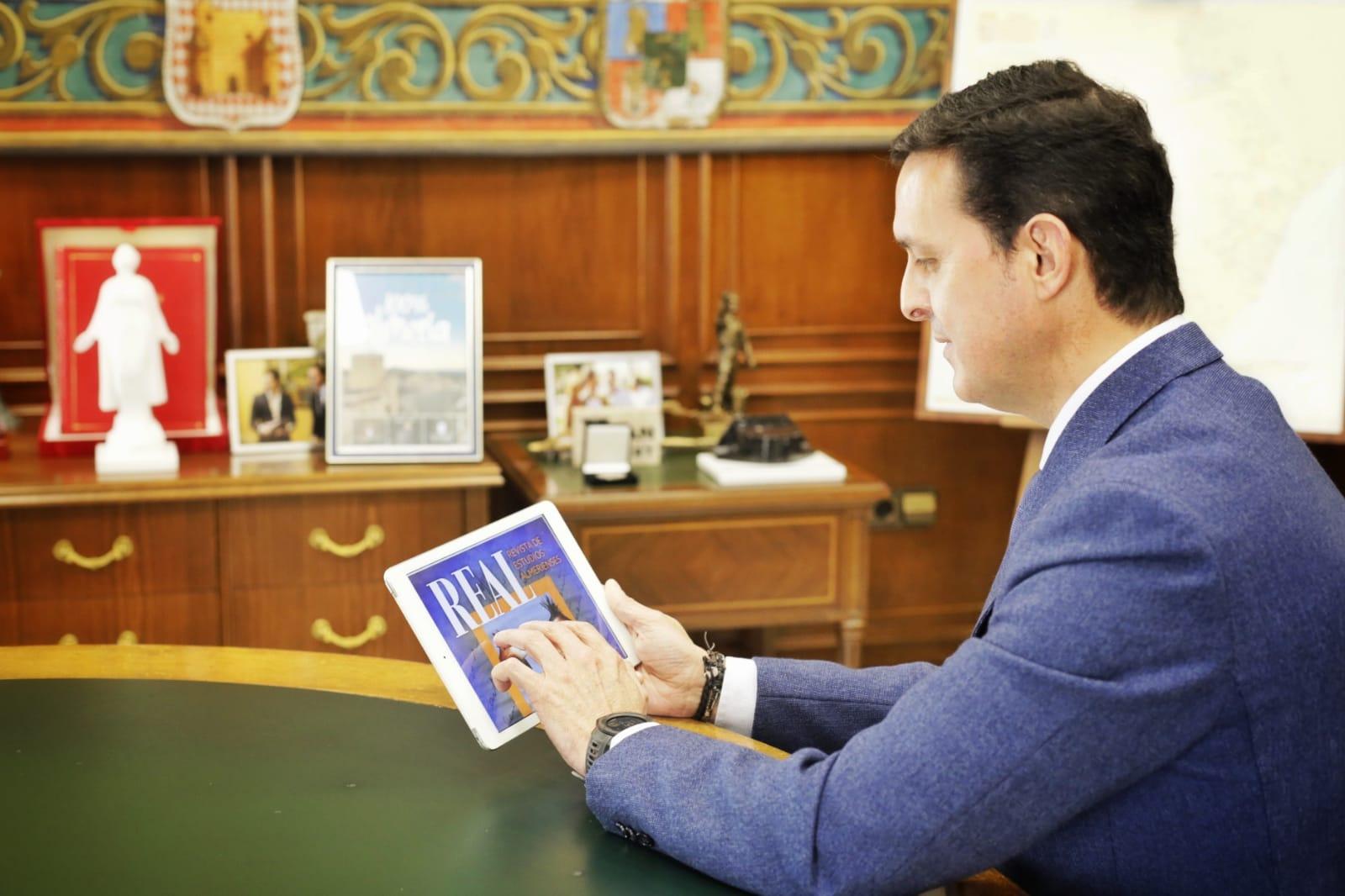 Diputación lanza REAL, la Revista de Estudios Almerienses del IEA