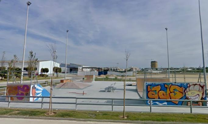 Skate Park El Ejido