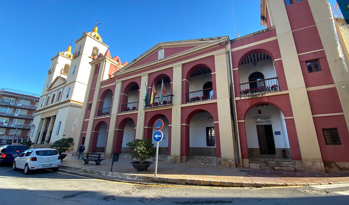 Ayuntamiento de Berja