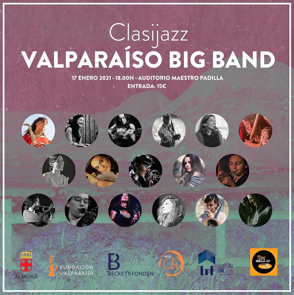Presentación Valparaíso Big Band