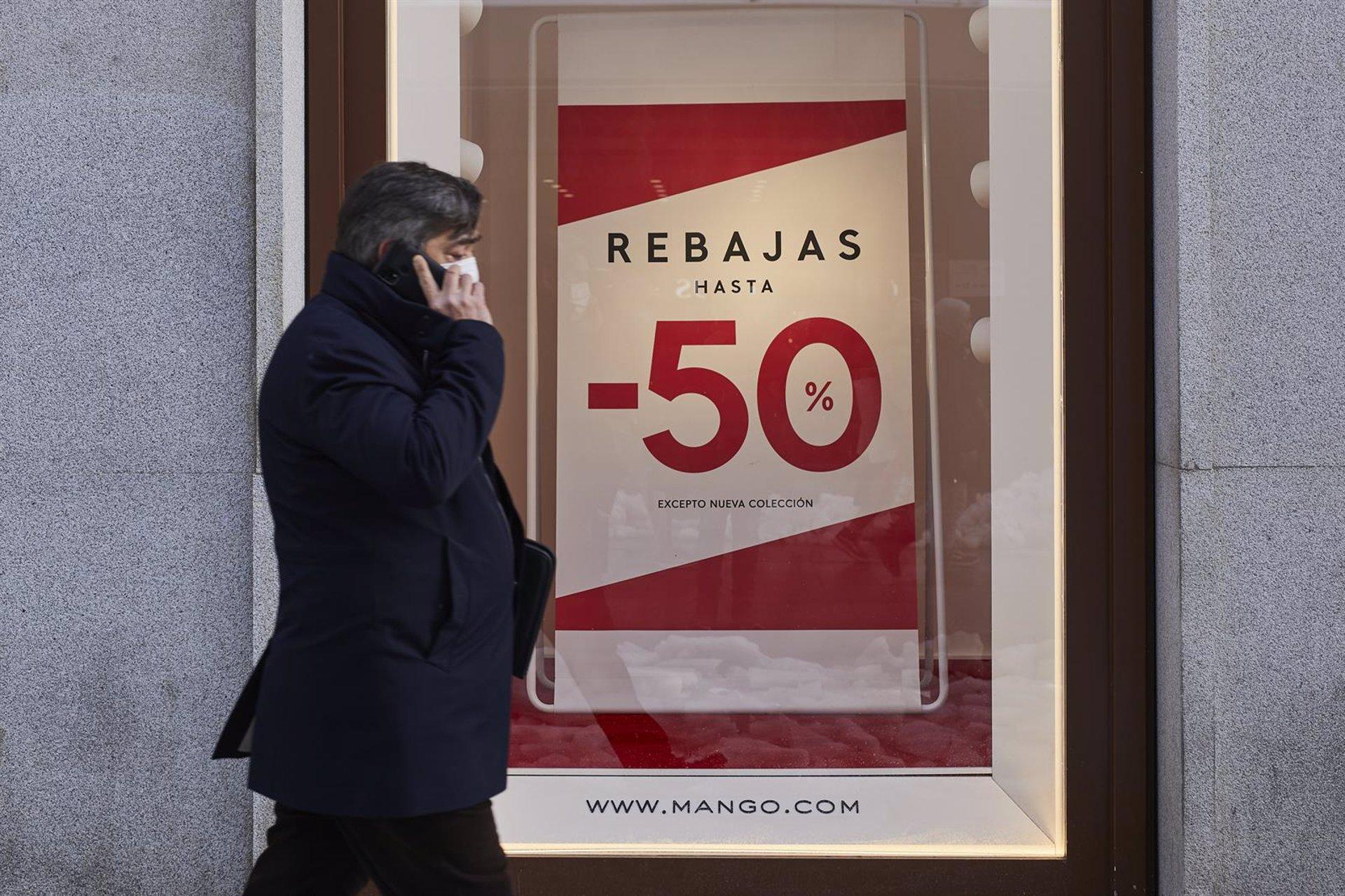 Almería comercio