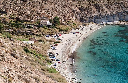 la playa de san pedro