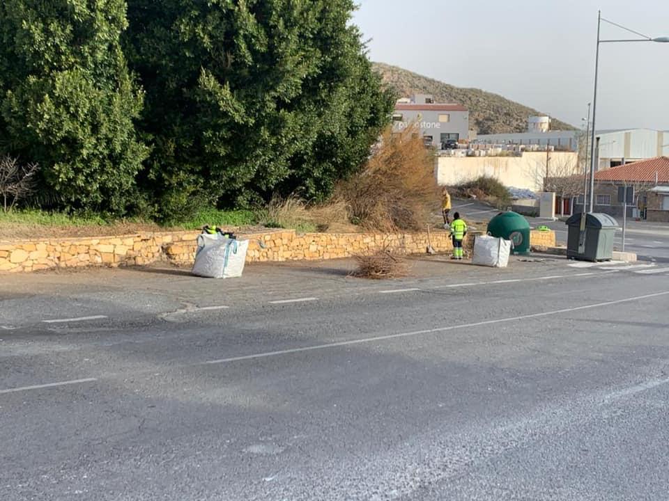 El Ayuntamiento de Macael acomete trabajos de mejora para el municipio
