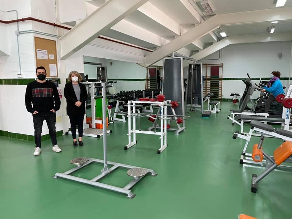 El Ayuntamiento de Gádor reabre el gimnasio municipal