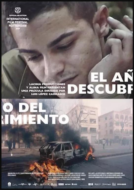 El año de descubrimiento en CineClub Almería