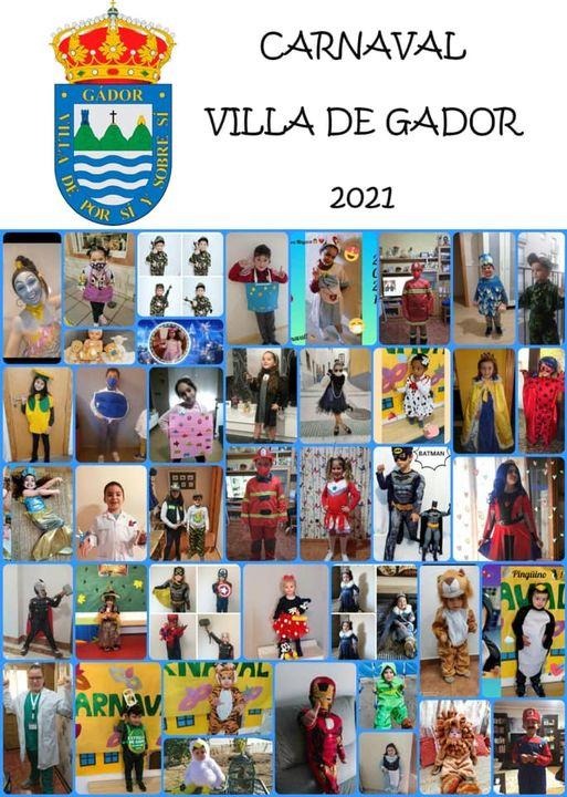 Próximamente, el Ayuntamiento de Gádor realizará la entrega de premios del concurso de Carnaval