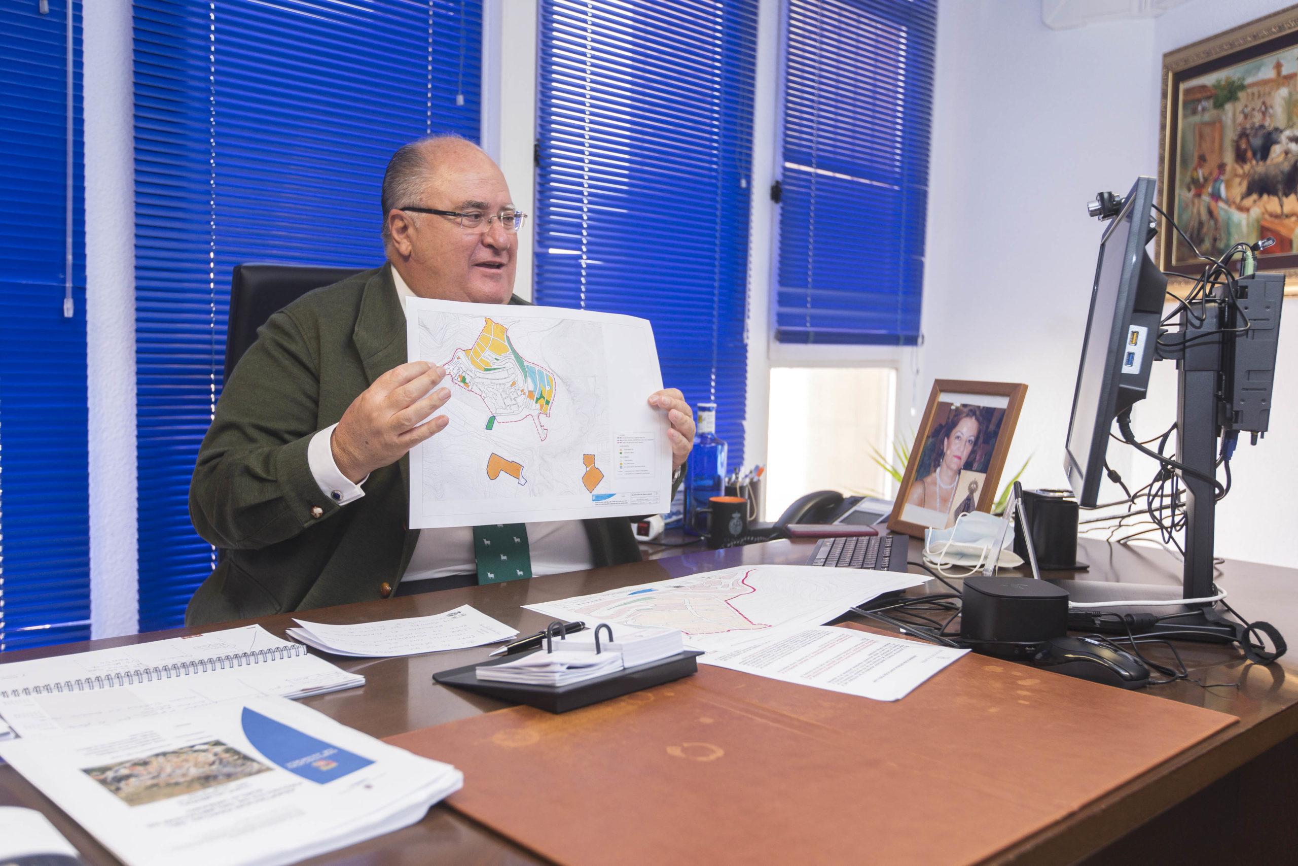 Diputación inicia la modernización urbanística de 48 pueblos para crear nuevos negocios y fijar la población