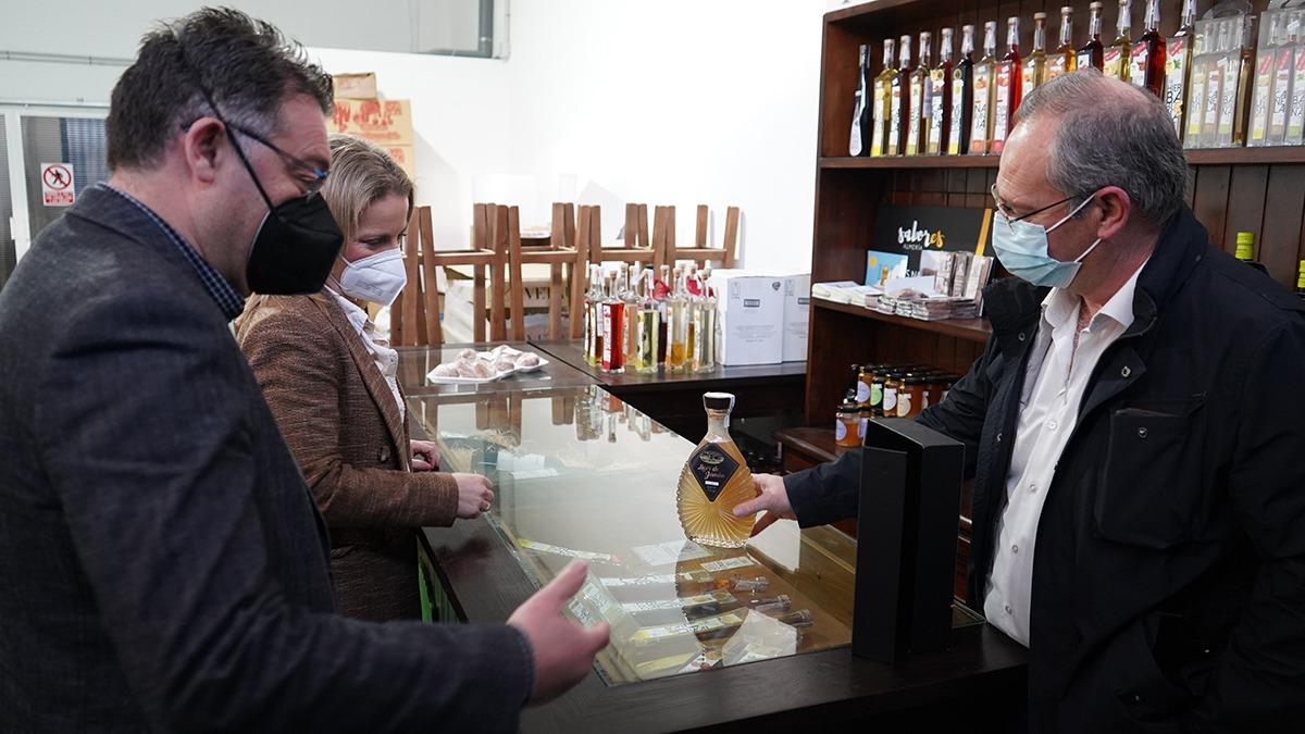 Empresas virgitanas en Sabores Almería