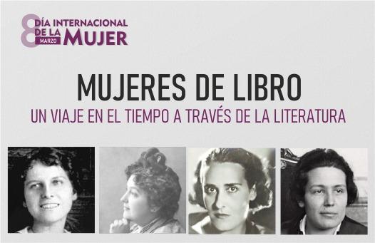 Mujeres de Libro
