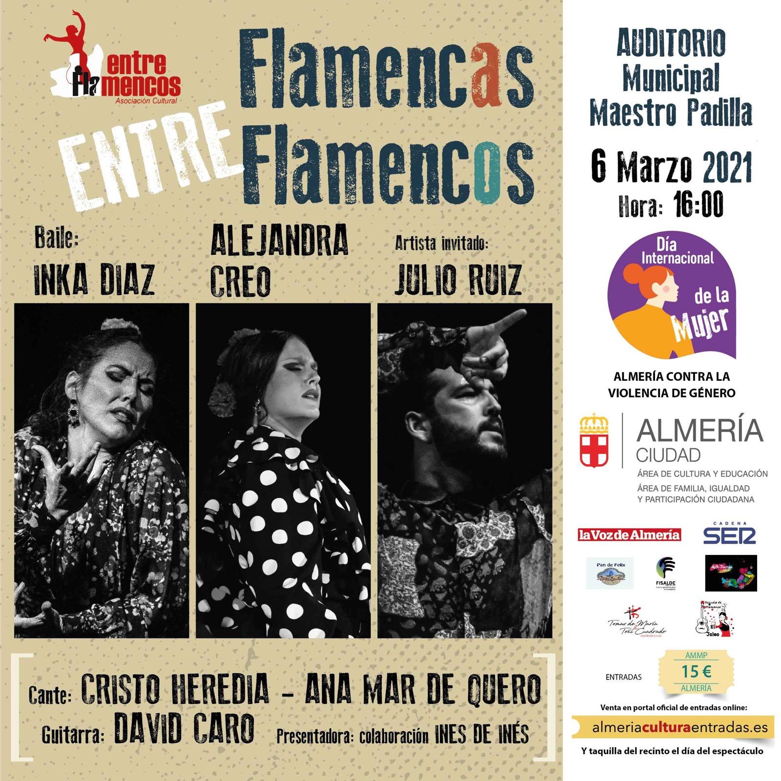 'Entre Flamencas y Flamencos'