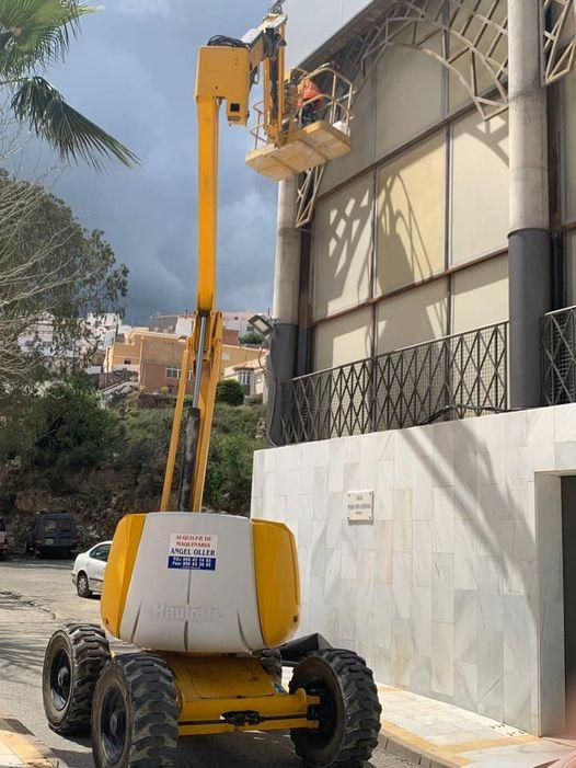 El Ayuntamiento de Macael mejora el Edificio de Servicios Múltiples del municipio