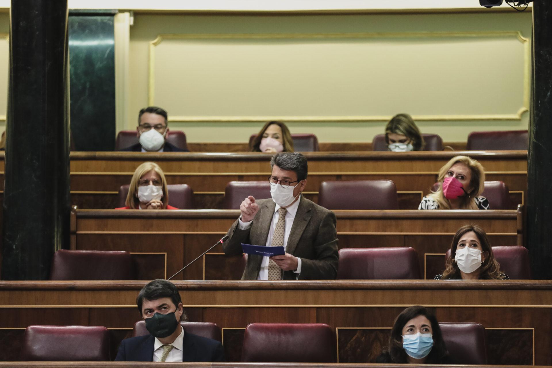 """Matarí afirma que el Gobierno """"condena"""" al sector de la automoción al oponerse a conceder medidas fiscales para su reactivación"""
