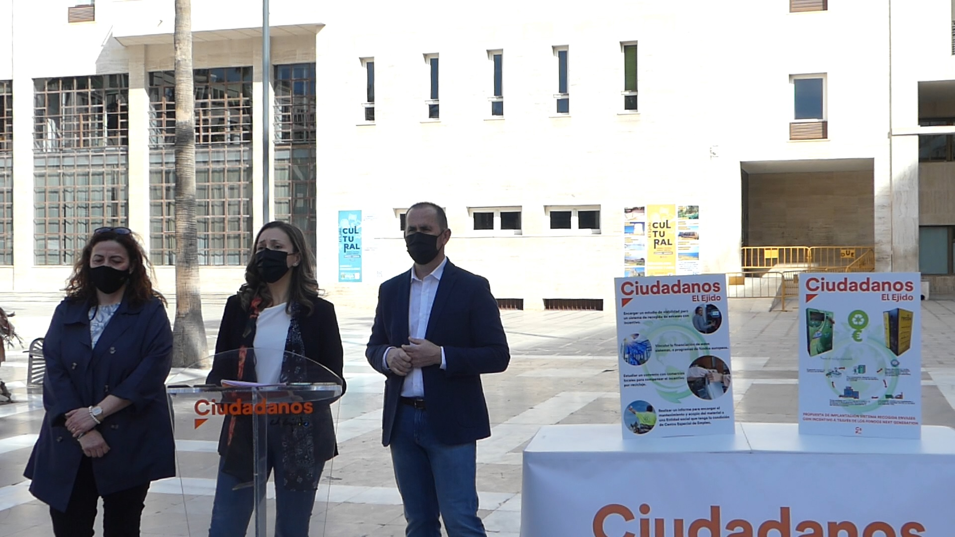Propuesta Ciudadanos El Ejido vending inverso