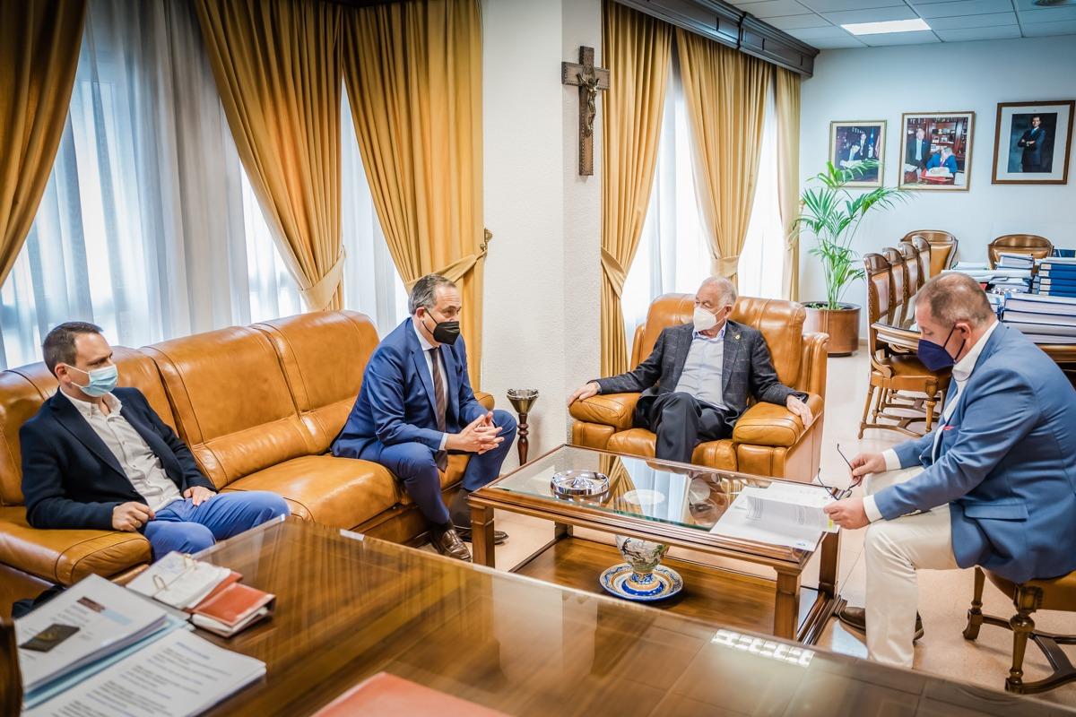 La Junta invierte más de 1,2 millones en la mejora del patrimonio y la digitalización de los recursos turísticos de la provincia