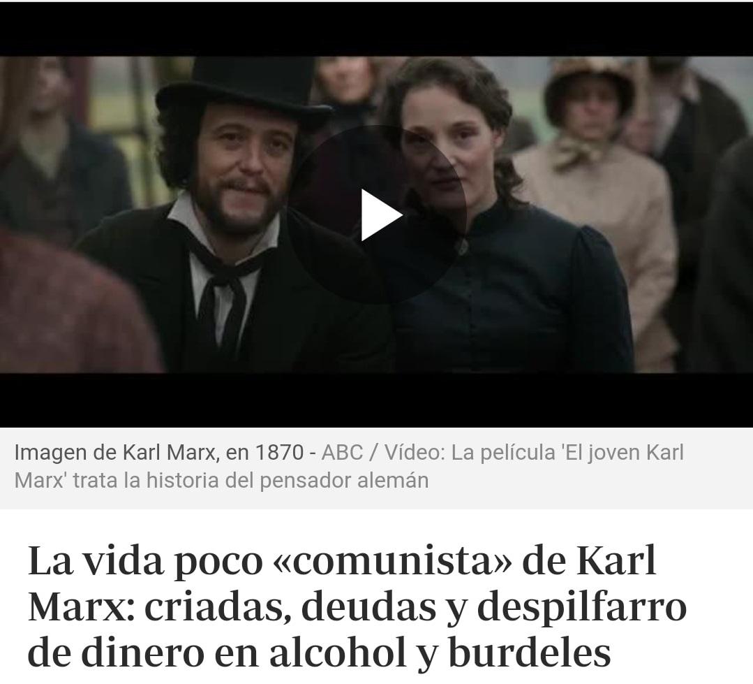 VÍDEO BLOG #Miedodequé No hay nadie menos comunista