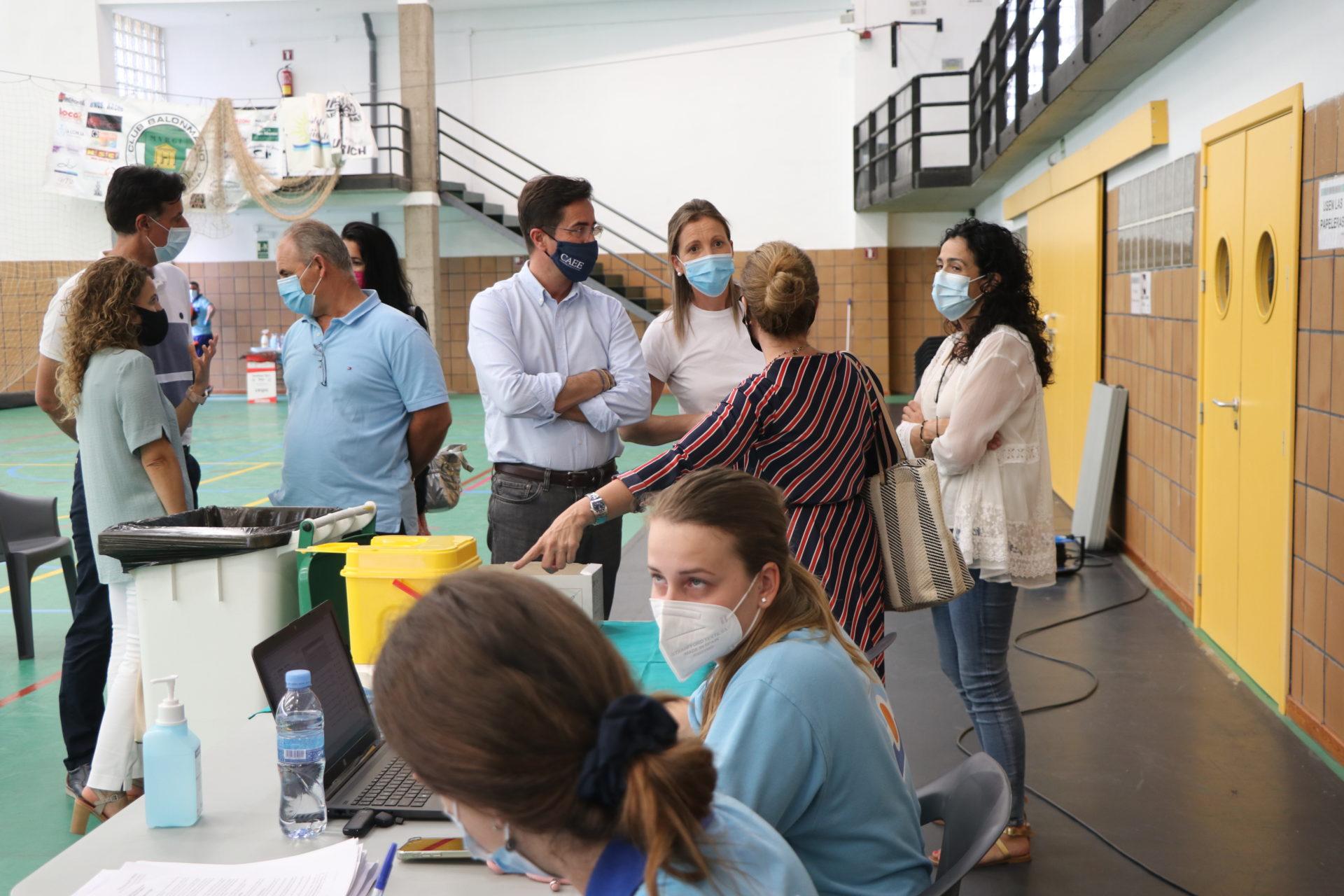 210609 Vacunación Pabellón Balerma