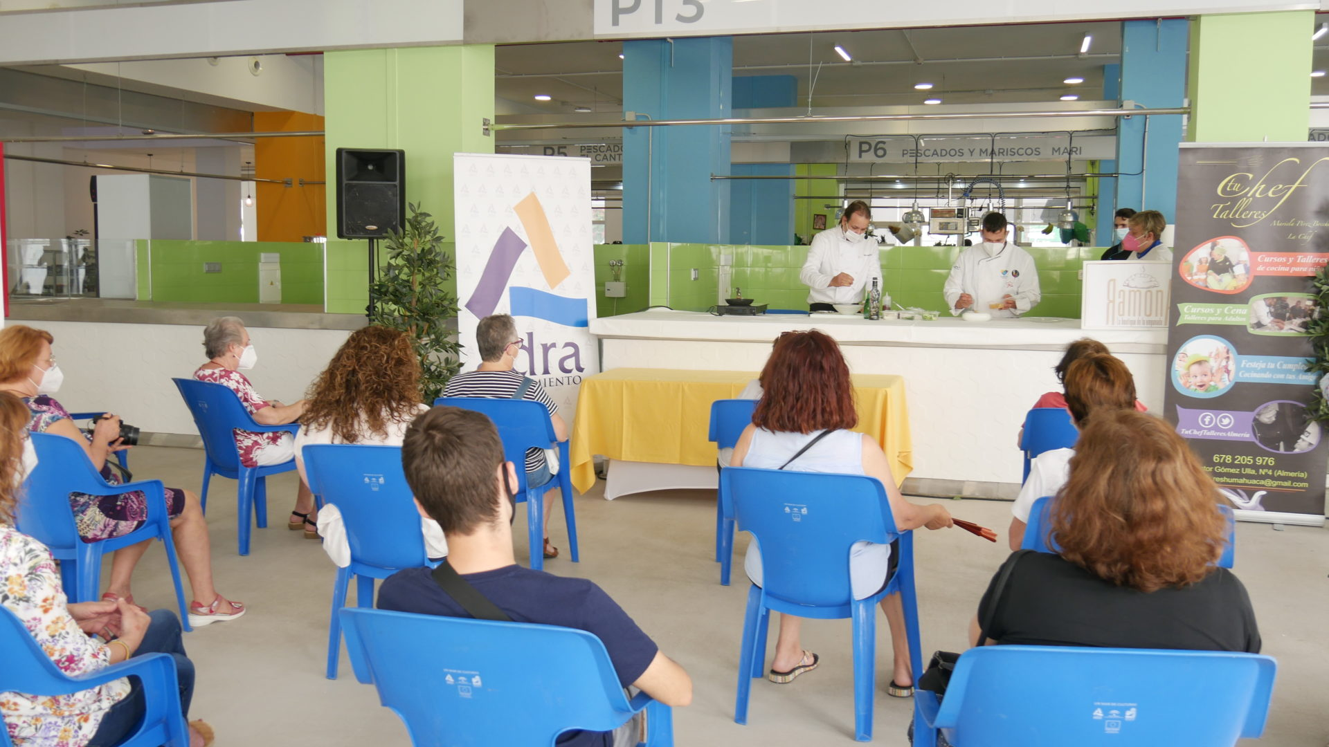 210622 Showcooking Tu Chef Talleres - valorización y creación de marca gastronómica