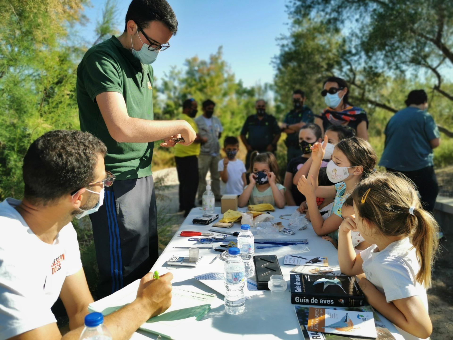 Vera presenta el proyecto educativo de puesta en valor y conocimiento del entorno natural del municipio