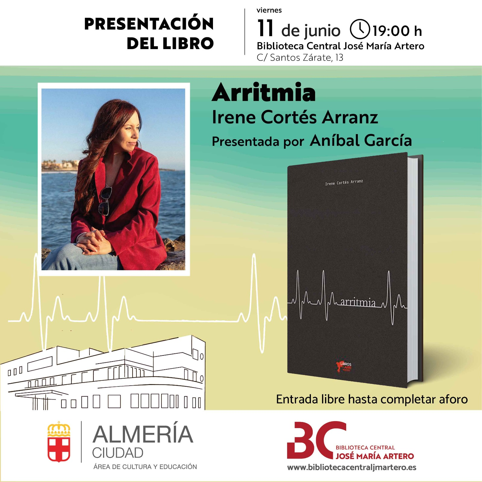 'Arritmia' de Irene Cortés