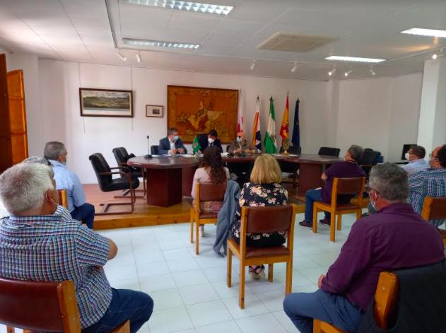 Administración Local destina casi 291.000 euros a ayudar a los municipios almerienses ante aumentos eventuales de población
