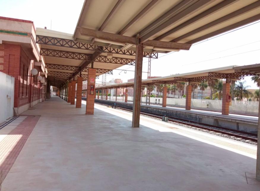 La plataforma por el tren rural de Andalucía organiza unas jornadas el próximo fin de semana en Almería