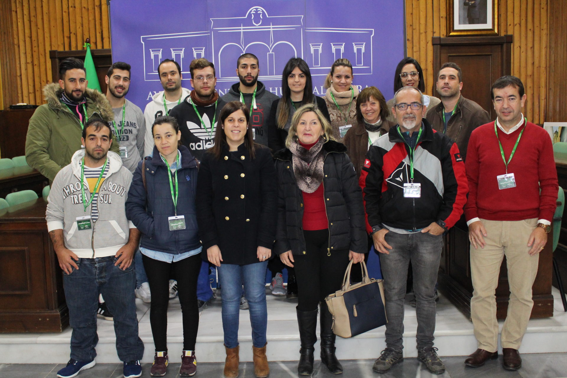 El Ayuntamiento de Huércal-Overa pone en marcha un Plan de Empleo para mayores de 55 años