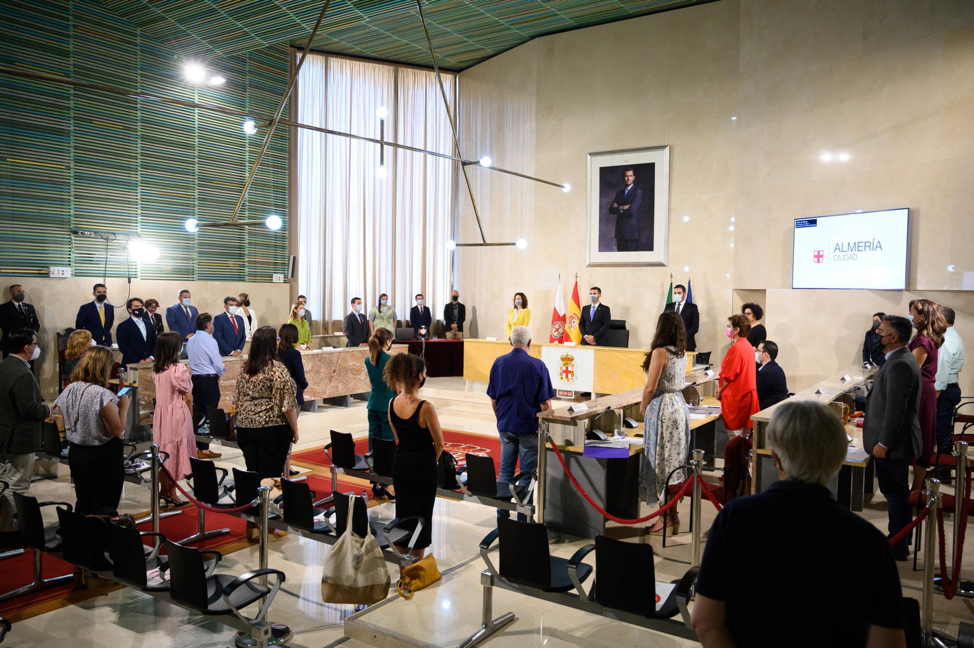 El Pleno aprueba la modificación de la Ordenanza de Feria con una rebaja del 75% en la tasa a los feriantes que se instalen en el recinto ferial