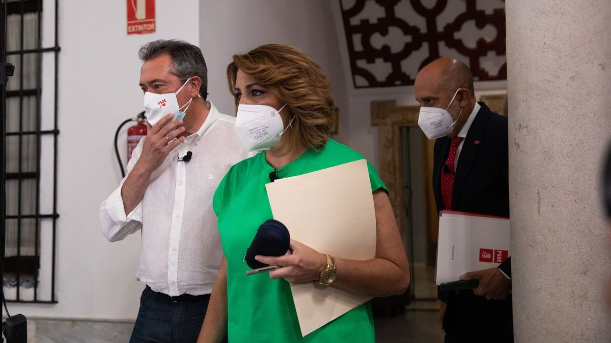 VÍDEO BLOG #Miedodequé El carajal del PSOE andaluz