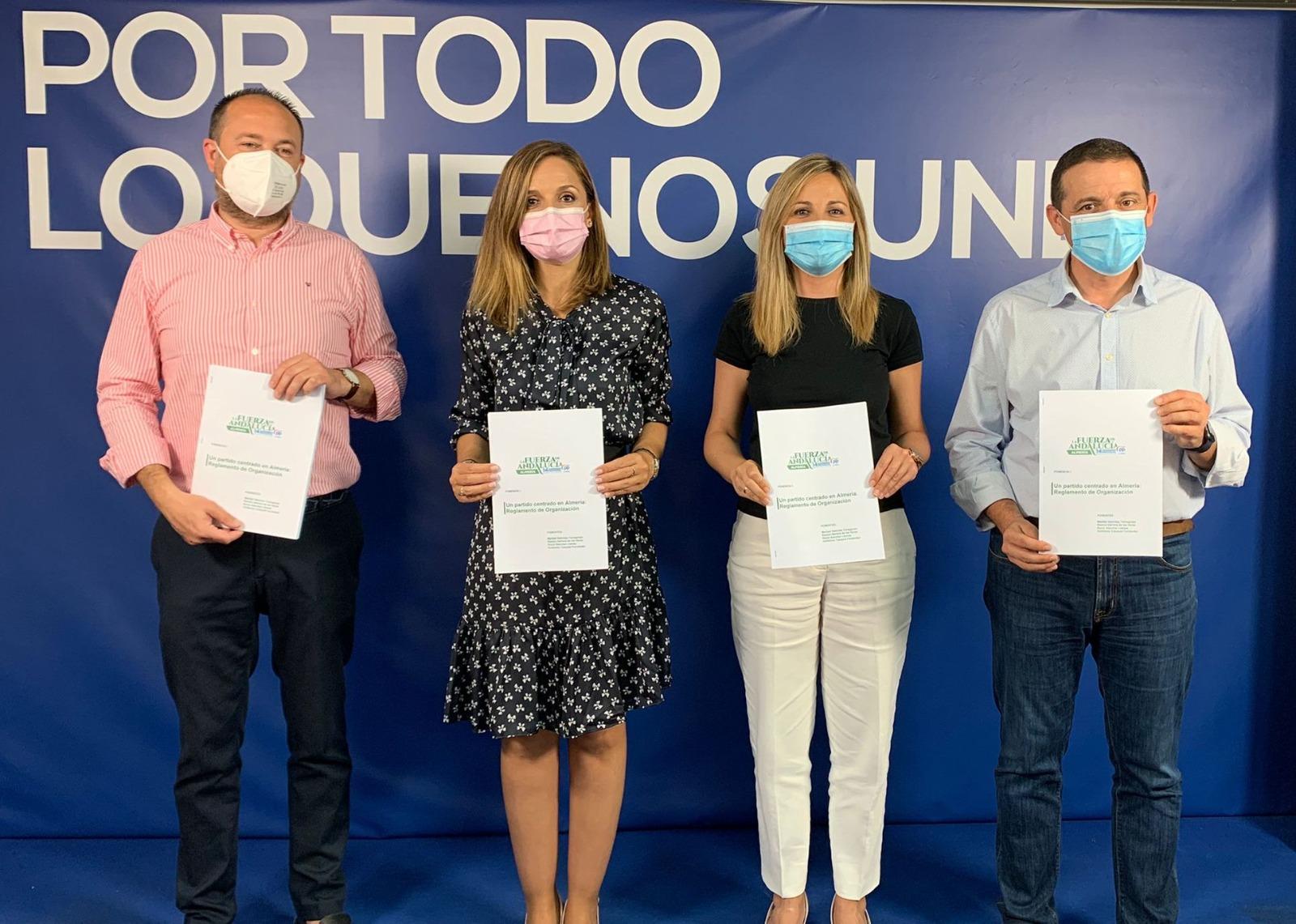 El PP modifica su Reglamento para dar más participación a la sociedad almeriense