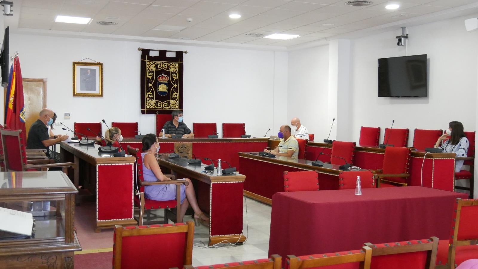 210722 Adjudicadas las obras del Carril Bici - Junta de Gobierno
