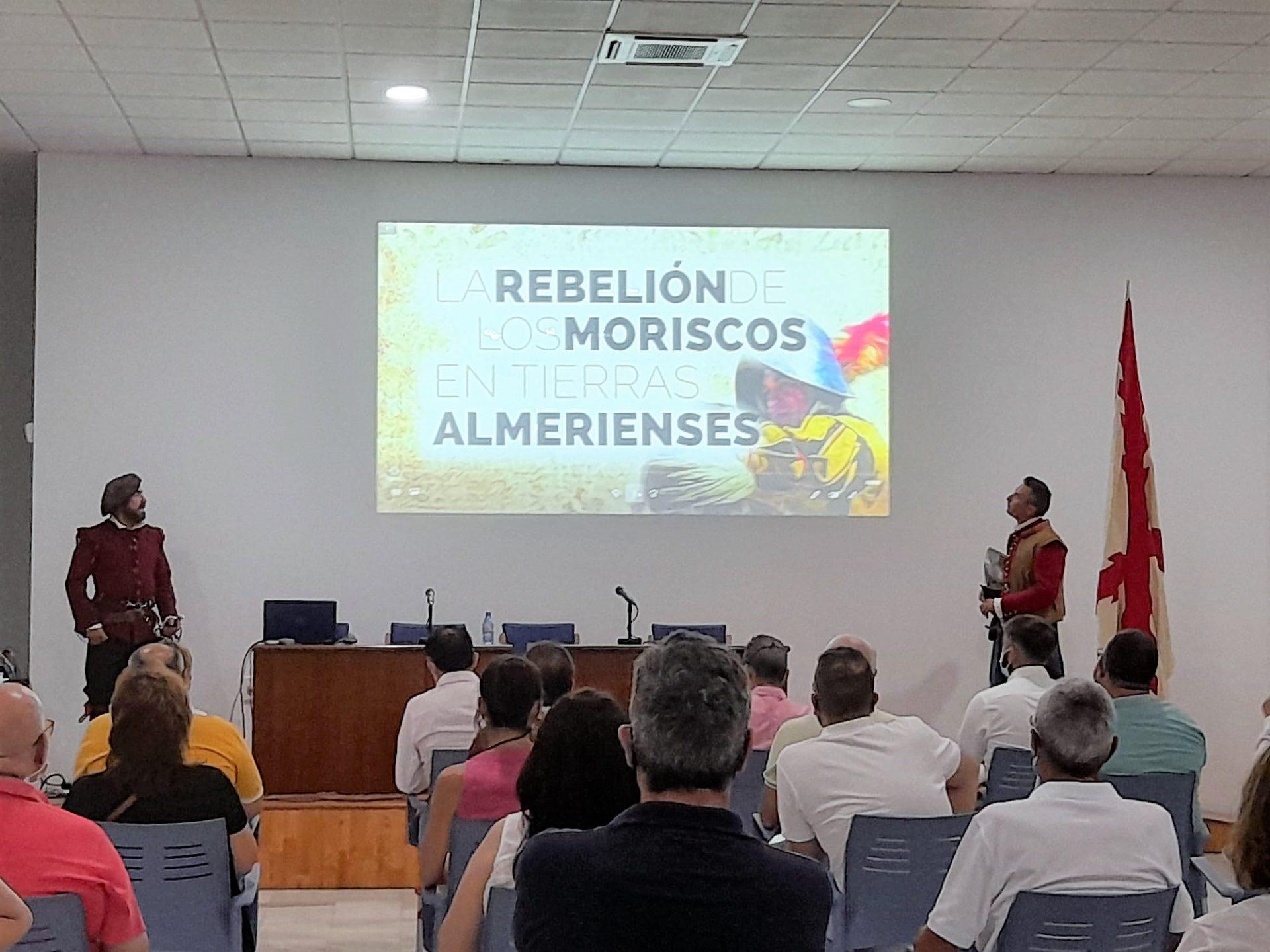 'La rebelión de los moriscos en tierras almerienses'